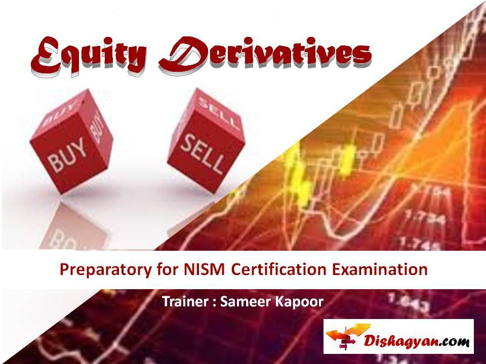 NISM Equity Derivatives preparation
