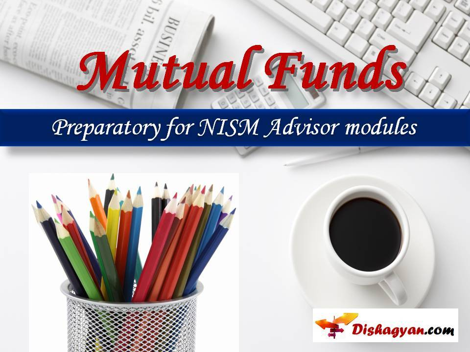 NISM V-A Mutual Funds