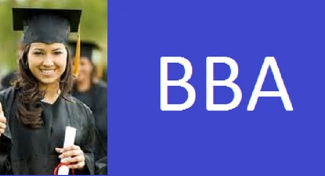 Scope of Bachelor's in Business Administration (BBA)