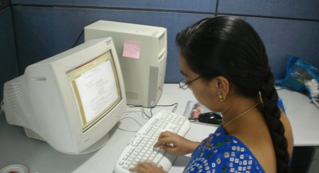 How to find a Government job in India??